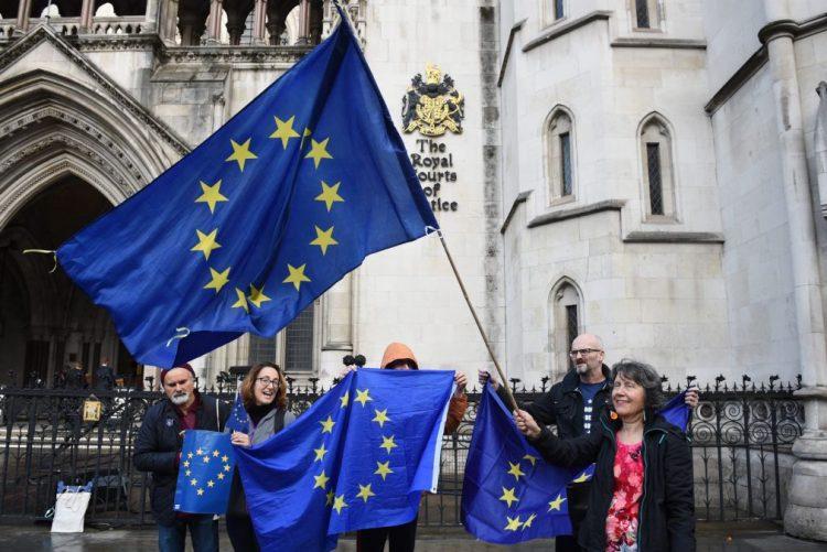 Supremo britânico anuncia decisão sobre 'Brexit' em janeiro