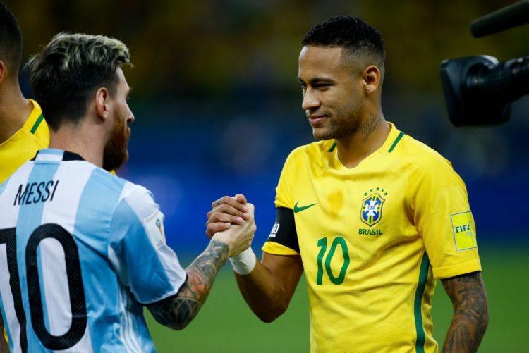 Neymar defende que Messi seria o único justo vencedor da Bola de Ouro