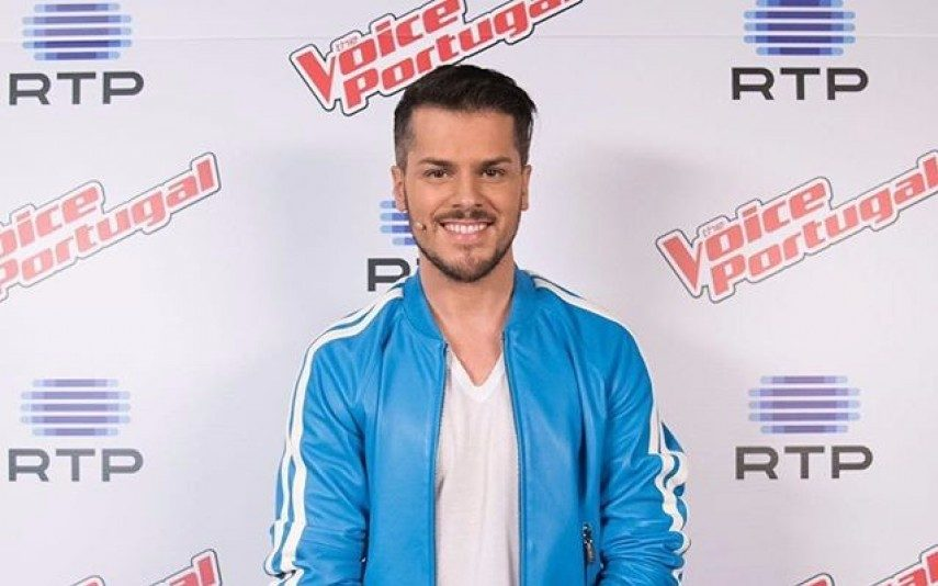 Mickael Carreira The Voice
