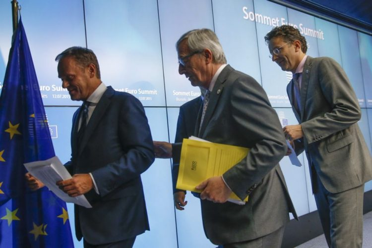 Ajuda externa: Bruxelas exige uma