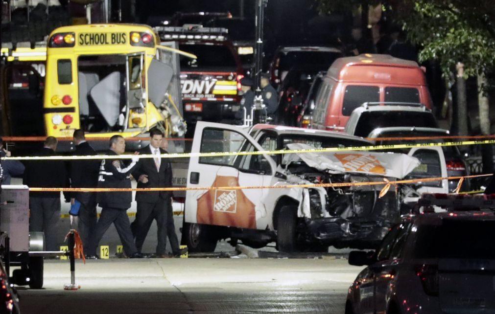 Já é conhecido o homem que atacou Nova Iorque, no primeiro atentado após o 11 de setembro