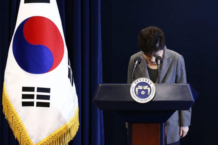 Parlamento da Coreia do Sul aprova destituição da Presidente do país