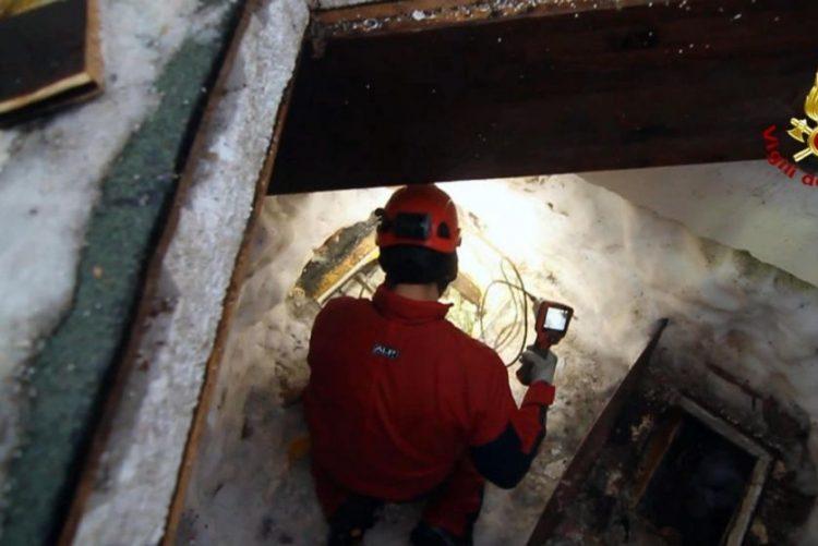 Itália/Avalanche: Número de mortos em hotel soterrado sobe para 15