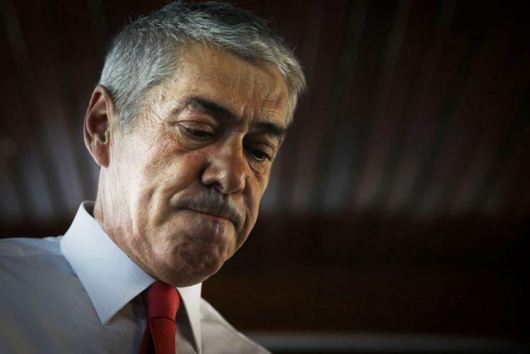 Operação Marquês: Sócrates perde recurso ligado ao afastamento de Carlos Alexandre
