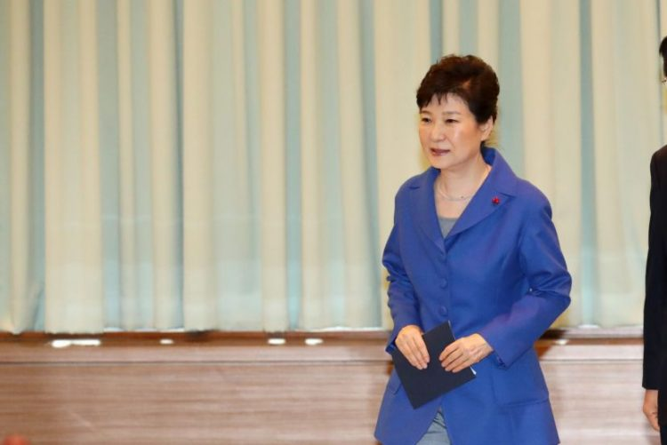 Chefe de Estado destituída da Coreia do Sul pede desculpas ao país