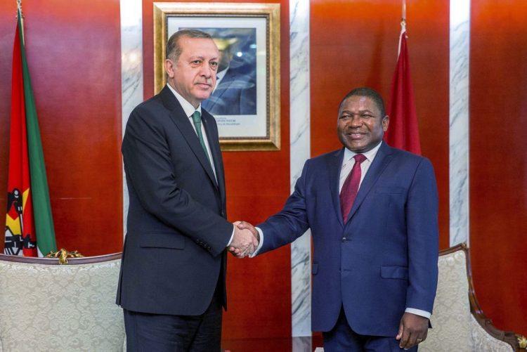 PR de Moçambique e da Turquia querem cooperação económica mais significativa