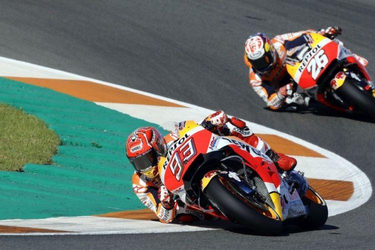 Marc Márquez campeão mundial de MotoGP pela quarta vez