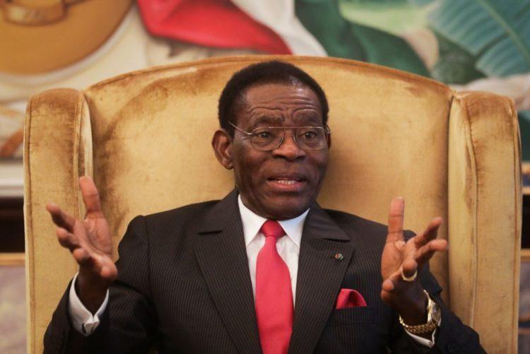 Obiang considera-se