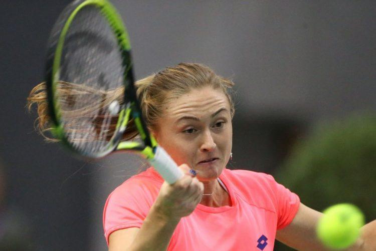 Bielorrússia empata a dois a final da Fed Cup em ténis