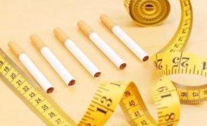 Quer deixar de fumar sem engordar? Eis a solução