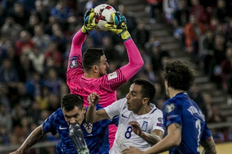 Croácia afasta Grécia e é a 27.ª a juntar-se à Rússia no Mundial2018