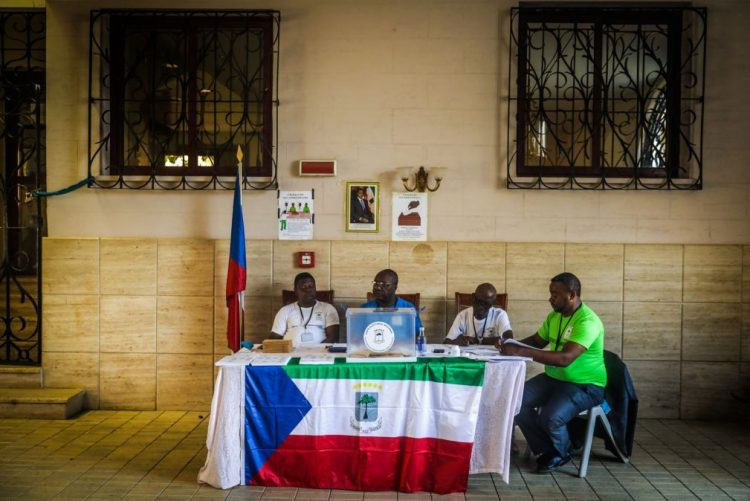 Partido governamental conta 78 mil votos nas eleições na Guiné Equatorial
