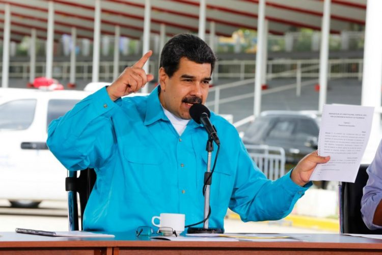 Venezuela: Nicolás Maduro diz que