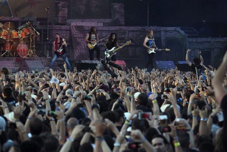 Nova digressão dos Iron Maiden passa por Lisboa em julho de 2018
