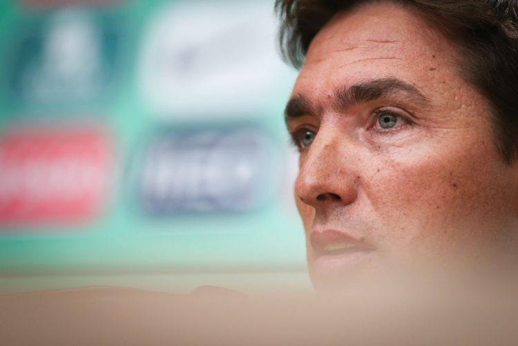 Rui Jorge quer ganhar para retomar bom caminho de Portugal para o Europeu sub-21