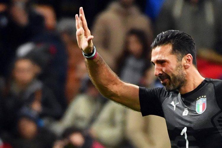 Buffon fica fora do Mundial e despede-se da seleção aos 39 anos