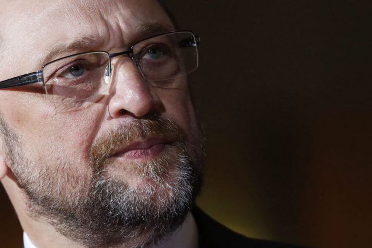 Social-democratas alemães propõem Schulz para enfrentar Merkel