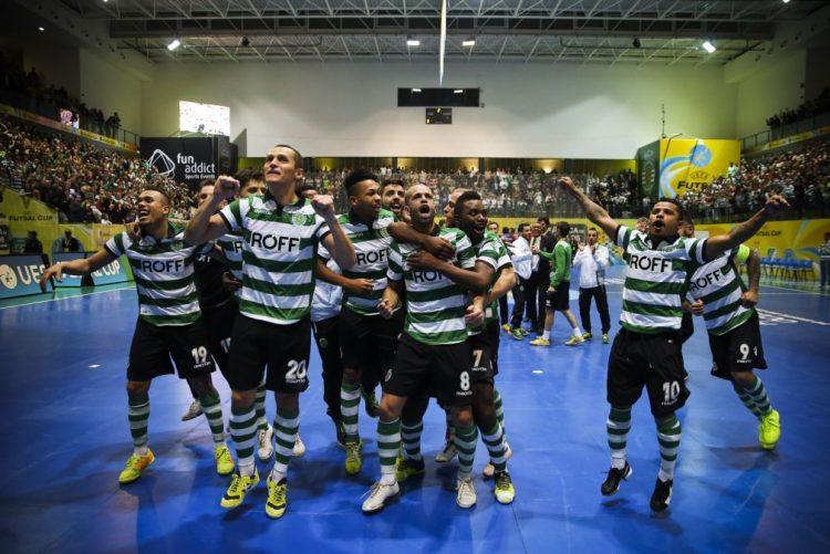 Nuno Dias garante que Sporting está preparado para ronda de elite da UEFA Futsal Cup