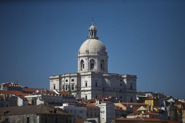 Utilização do Panteão Nacional vai ser restringida