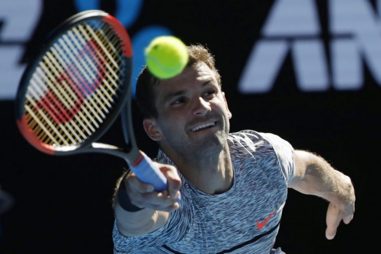 Open da Austrália: Dimitrov passa às meias-finais e espera por Raonic ou Nadal