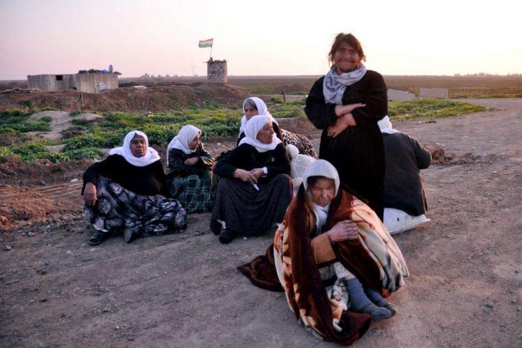 Governo não pediu à Grécia para privilegiar yazidis e aceita