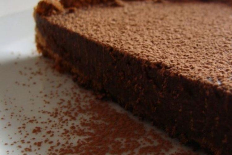 tarte de chococlate galeria