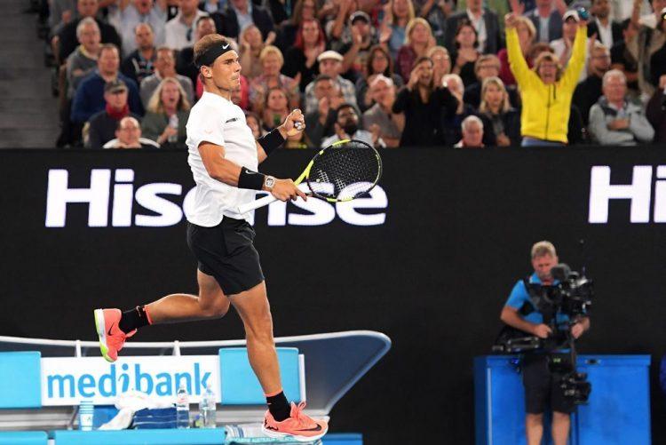 Open da Austrália: Nadal regressa às meias-finais, as primeiras sem 'top-3' desde 2003