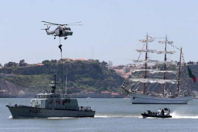 PR nomeou Silva Ribeiro para chefe da Marinha, tomada de posse é no sábado
