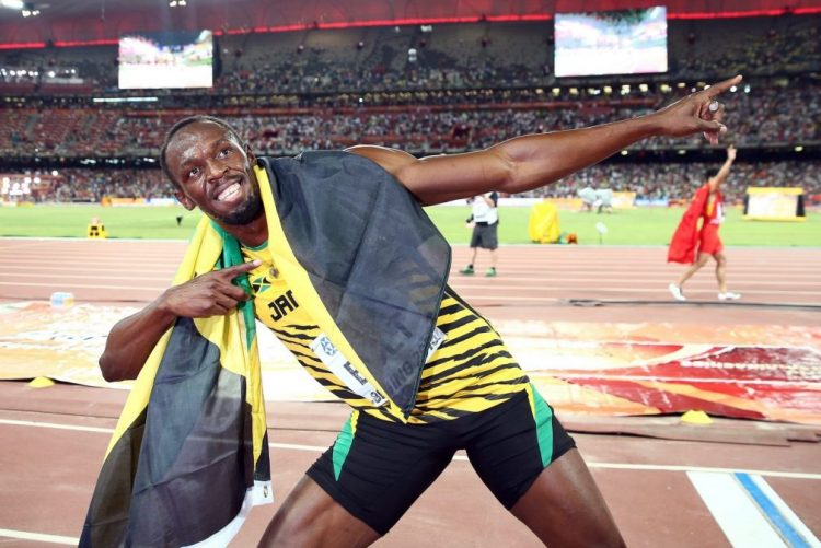 Usain Bolt perde medalha de ouro conquistada em Pequim