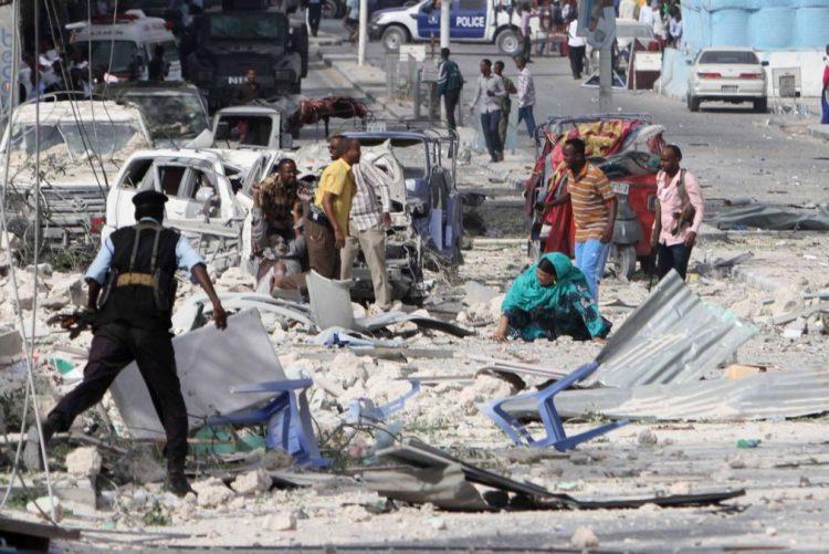 Ataque da Al-Shebab em Mogadíscio faz pelo menos 28 mortos - novo balanço