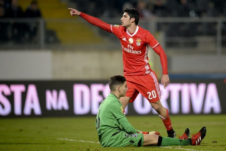 Benfica confirma Gonçalo Guedes no Paris Saint-Germain por 30 ME