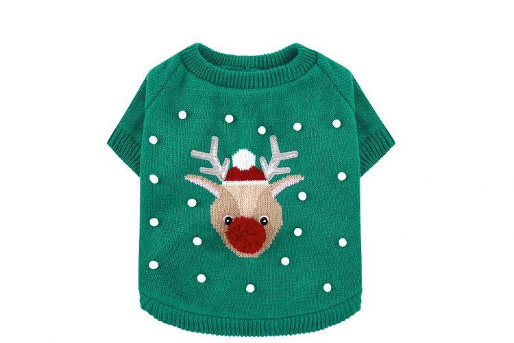 Camisola festiva - cerca de 13,50€ no site da Acessorize