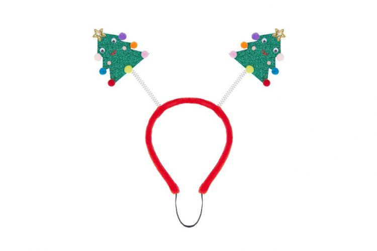 Enfeite de cabeça natalício - 5€ no site da Acessorize