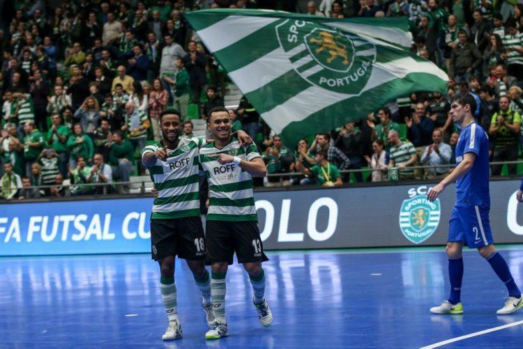 Futsal | Sporting bate Benfica e vai à final da Taça de Portugal