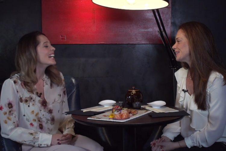 Talk & Sushi com Karla Muga: