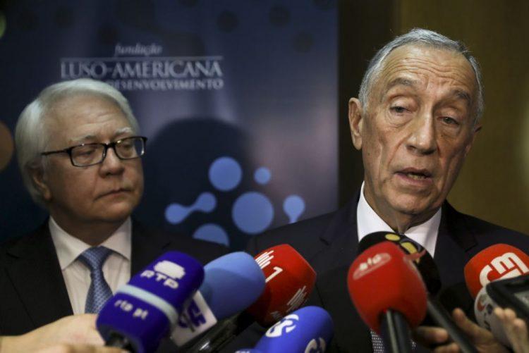 Marcelo diz acordo de Concertação Social vai ter uma adenda com a redução do PEC e continua vivo
