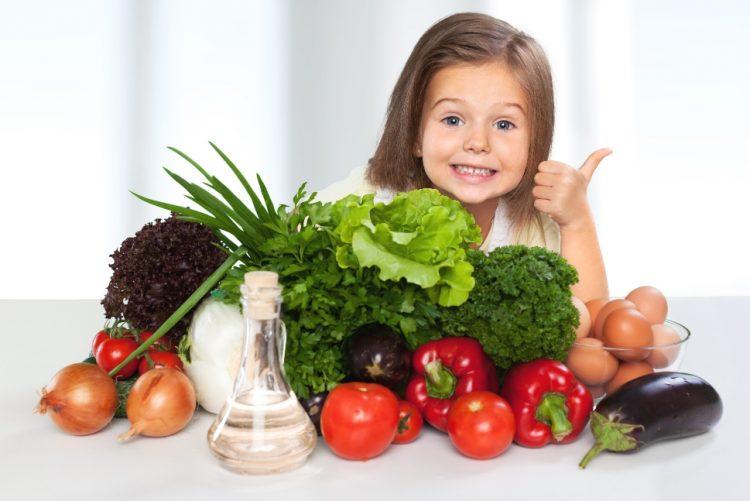 São estes os melhores alimentos para as crianças