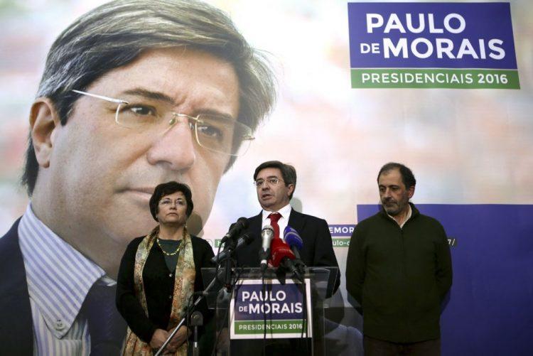 Paulo de Morais acusado por ofensa à Porto Editora