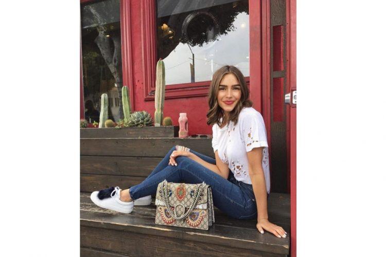 Olivia Culpo, blogger