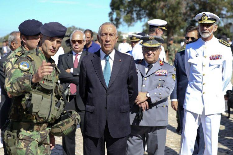 PR dá hoje posse a Silva Ribeiro como chefe da Marinha
