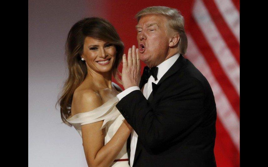 Melania e Donald Trump envolvidos em polémica (vídeo)