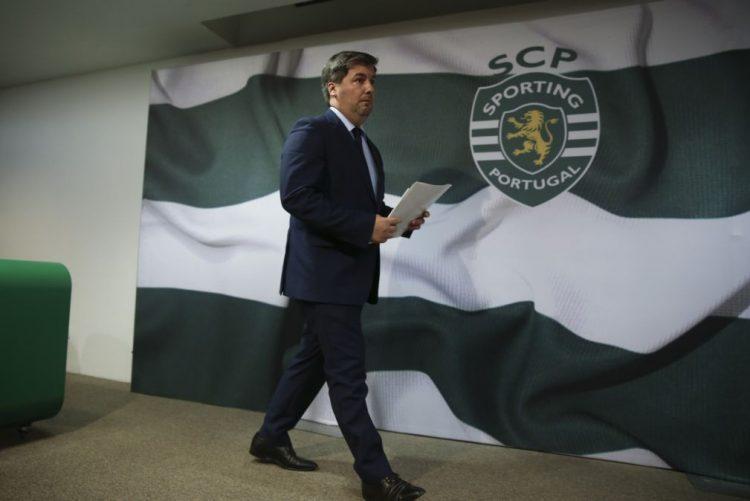 Sporting diz que é falso que UEFA tenha rejeitado queixa dos 'vouchers'