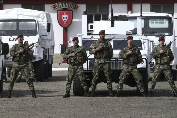 Candidatos a tropas especiais do Exército têm de apresentar relatório clínico