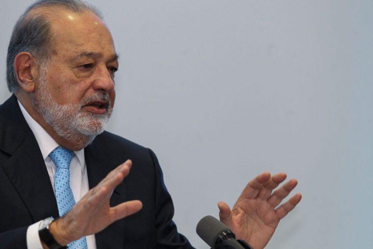 Magnata mexicano Carlos Slim diz que Trump é um negociador e