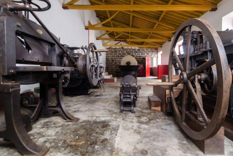 Museu do Tabaco da Maia preserva memória de fábrica familiar nos Açores