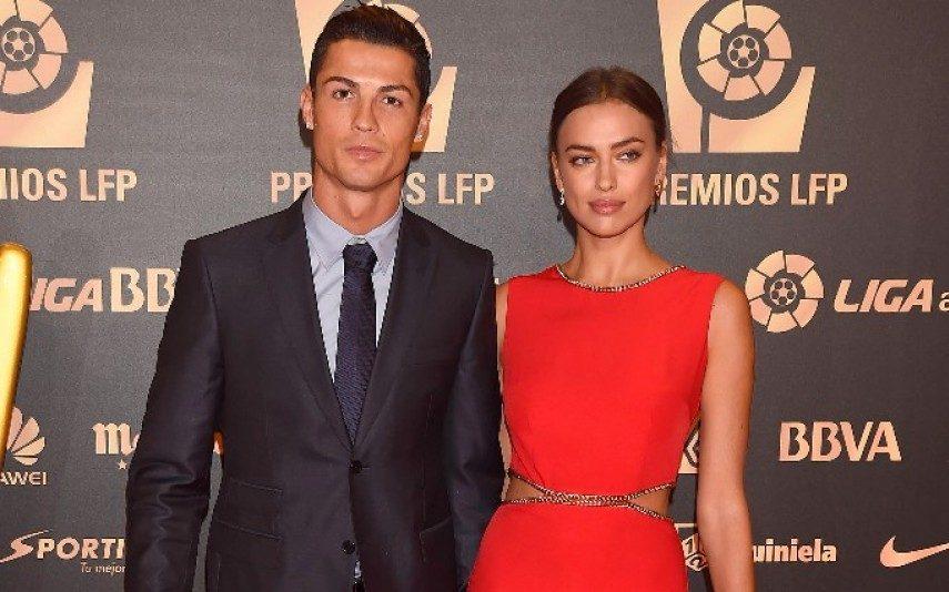 Ronaldo admite ainda amar Irina Shayk
