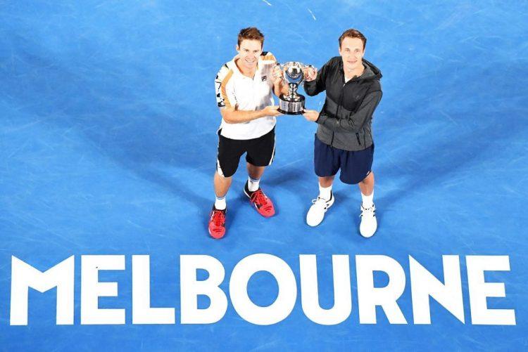 Open da Austrália: Peers e Kontinen impedem sétimo título de pares aos irmãos Bryan