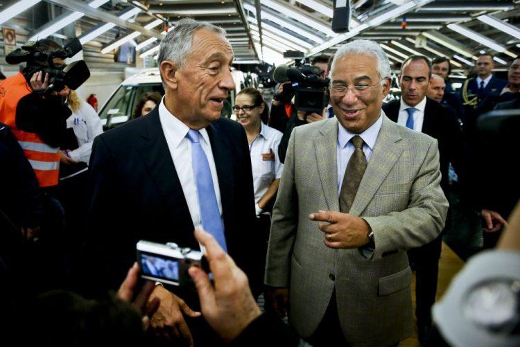 Presidente da República e primeiro-ministro assistem ao juramento de António Guterres na ONU