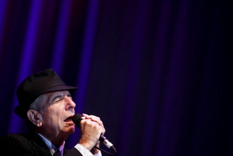 Cinemateca exibe filmes em torno de Leonard Cohen, poeta e músico