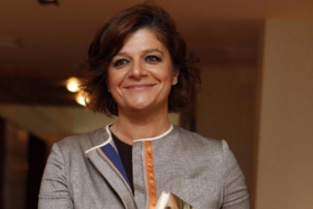 Júlia Pinheiro fecha portas a grande amor